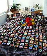 Úžitkový textil - Kucsi-kucsi plachta - prehoz na posteľ - 2836412
