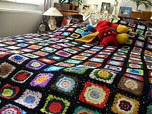 Úžitkový textil - Kucsi-kucsi plachta - prehoz na posteľ - 2836414