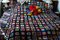Úžitkový textil - Kucsi-kucsi plachta - prehoz na posteľ - 2836418