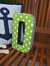 Tabuľky - Písmenká dekoračné - na objednávku - 2838607