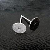 - Puzeta s plôškou 8mm-postrieb-1pár - 2840350