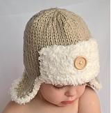 Detské čiapky - Leteckááá!  - 2847556