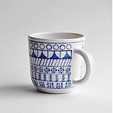 Nádoby - šálka veľká modranska - 2850874