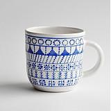 Nádoby - šálka veľká modranska - 2851527