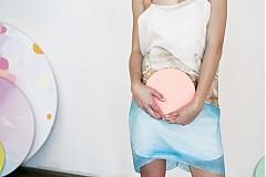 Šaty - Ručne maľované hodvábne šaty, Festive by me&m - 2855272