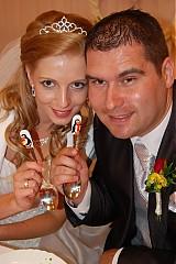 Pomôcky - Polievkové lyžice pre mladomanželov 5. - 2863656