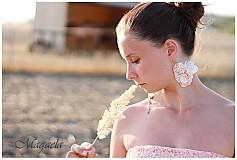 Náušnice - Poézia svitu duše - 2865668