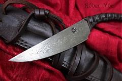 Nože - Keltský nôž s púzdrom na krk - 2866065