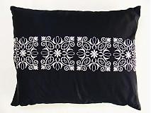 Úžitkový textil - vyšívané ornamenty - 2867865
