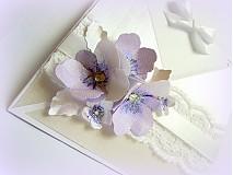 Papiernictvo - Nežná vôňa šťastia... - 2883044