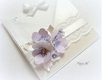 Papiernictvo - Nežná vôňa šťastia... - 2883045