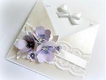 Papiernictvo - Nežná vôňa šťastia... - 2883048
