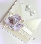 Papiernictvo - Nežná vôňa šťastia... - 2883049