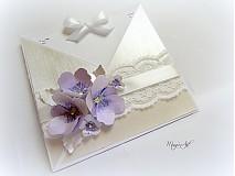 Papiernictvo - Nežná vôňa šťastia... - 2883050