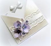 Papiernictvo - Nežná vôňa šťastia... - 2883052