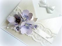 Papiernictvo - Nežná vôňa šťastia... - 2883053