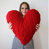 Úžitkový textil - Srdce malej námorníčky 4X inak :-) - 2890196