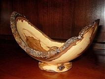 Nádoby - Jabloňová miska-čaša - 290017