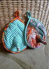 Úžitkový textil - Sliepka vs. kohút 42 - 2915442