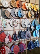 Úžitkový textil - Sliepka vs. kohút 42 - 2915472