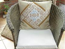Úžitkový textil - Korzičanka Madeleine-návliečka na vankúš - 2918404