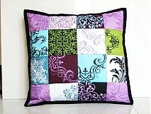 Úžitkový textil - City blocks - podložky v moderních barvách - 2923739