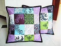 Úžitkový textil - City blocks - podložky v moderních barvách - 2923740