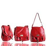 Veľké tašky - Chic Sac no. 25 Shiny Red - 2924026