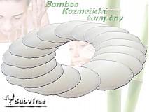 Úžitkový textil - Bamboo Kozmetické tampóny - 2930168
