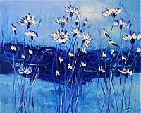 Obrazy - Parisien blue - 2930293