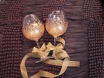 Nádoby - ON a ONA svadba I., čaše - 2933385