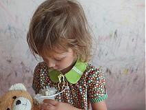 Detské doplnky - Goľerik dvojtvárí - 2938702