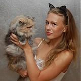 Ozdoby do vlasov - Catwoman ... čelenka - 2947543