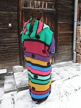Kabáty - obojstranný zimný kabát