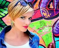Náušnice - Stylish Girl - 2951083
