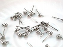 Komponenty - Puzeta 4mm /M1373/ - chir.oceľ 316L - 2953882