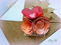 Papiernictvo - Madam jeseň... - 2956873