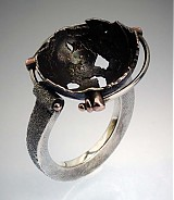 Prstene - Cracked Shell Ring (Inclusions) - 2957197