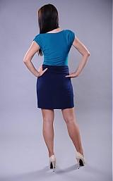 Sukne - Úpletové sukňa voda v rôznych farbách - 2965074
