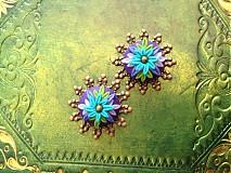 Náušnice - Barotic beautifullistic - 2968716