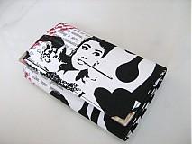 Peňaženky - Krásná Audrey Hepburn - elegantní peněženka 15 cm - 2977509