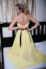Šaty - Ľahké šifónové šaty rôzne farby - 2978560