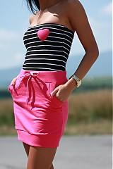 - Tepláková sukňa vo všetkých farbách - 2989862
