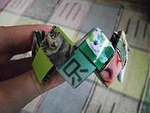 """Náramky - Dizajnérsky náramok """"Green energy"""" - 299419"""