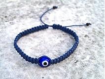Náramky - modrooký - 2997450