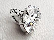 Náušnice - crystal suns - 3008682