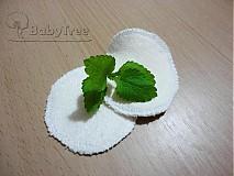 Úžitkový textil - Bamboo Kozmetické tampóny - 3008825