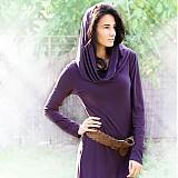 Šaty - Víla Violetta - 3008893