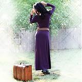 Šaty - Víla Violetta - 3008896