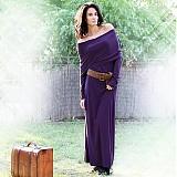 Šaty - Víla Violetta - 3008897